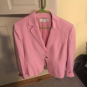 Tahiti pink blazer jacket 10